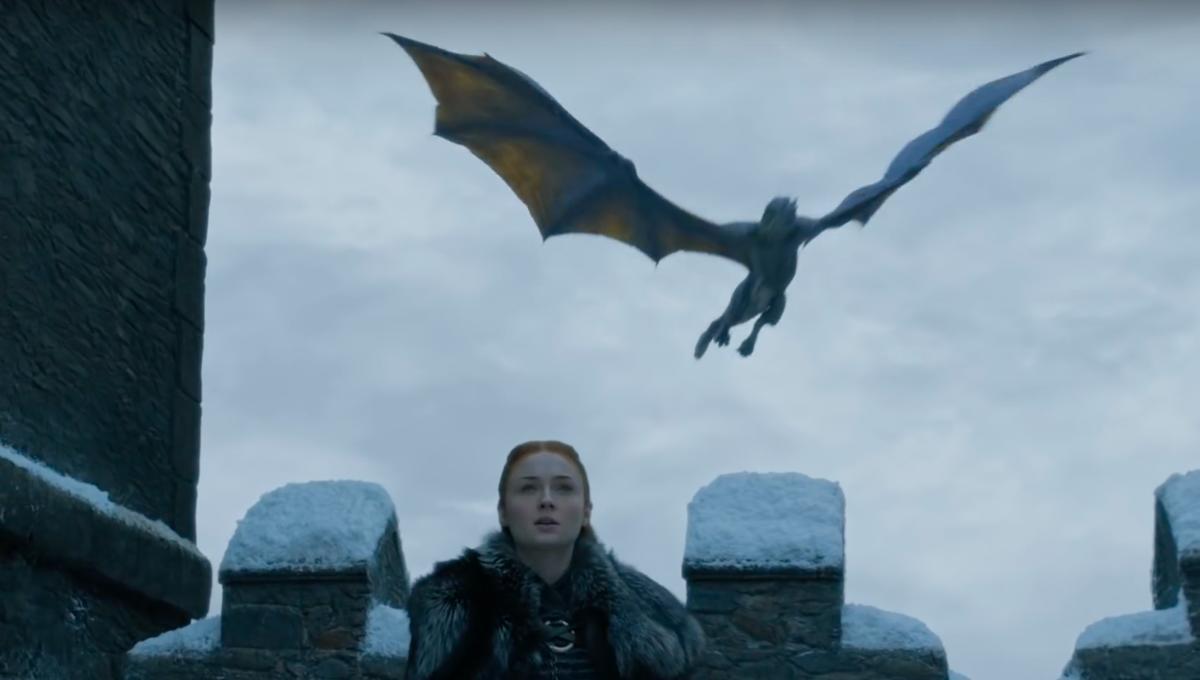 Game of Thrones Season 8 Sansa Stark Sophie Turner