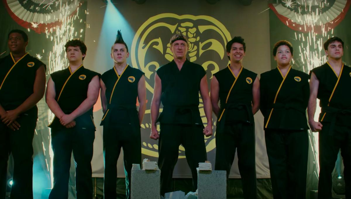 Cobra Kai season 2 trailer features return of fan-favorite character