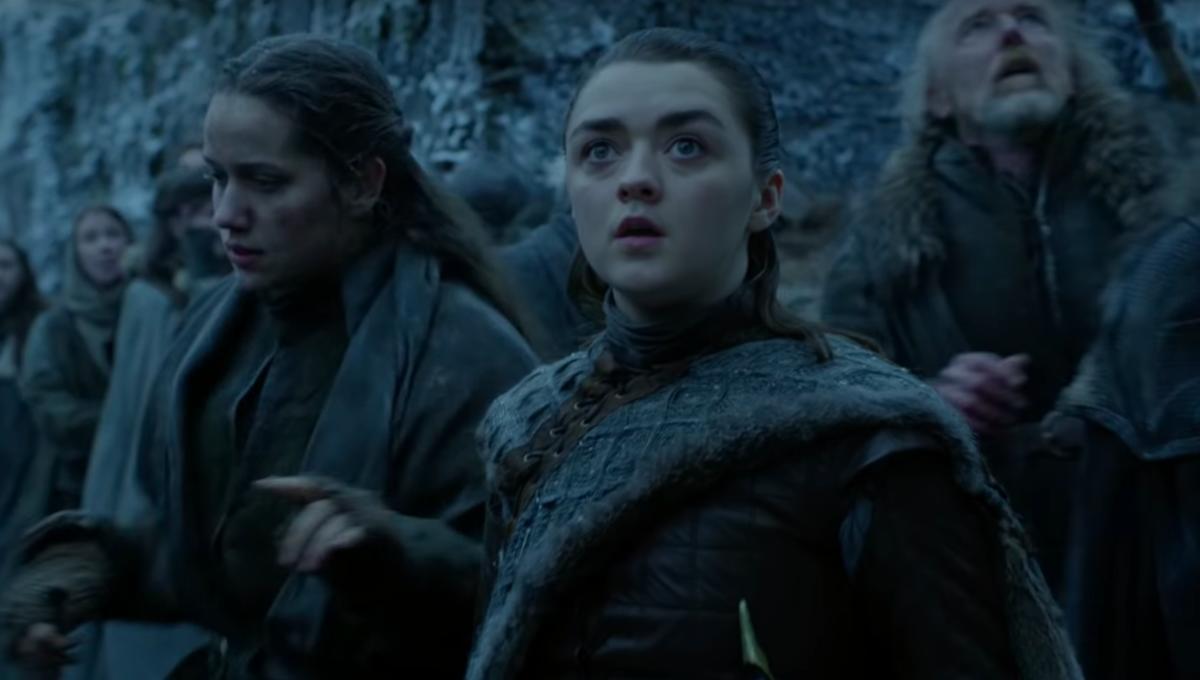 Game of Thrones Season 8 Maisie Williams Arya Stark