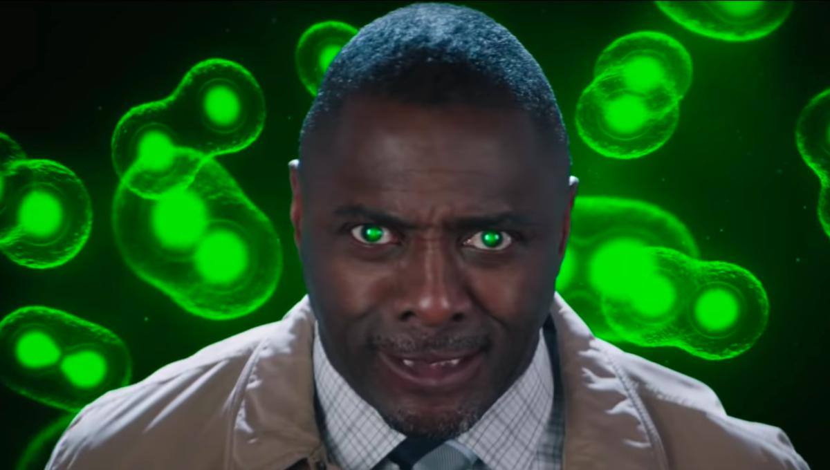 Idris Elba The Incredible Hulk