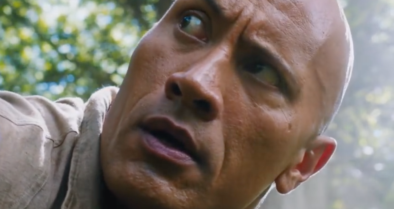 Dwayne Johnson Reveals The First Wild Image From Jumanji 3