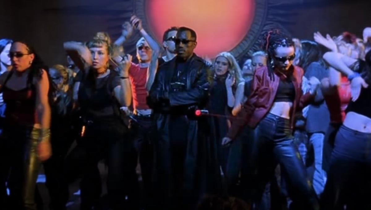 WTF Moment: Blade II's sadomasochistic rave scene in the House of Pain