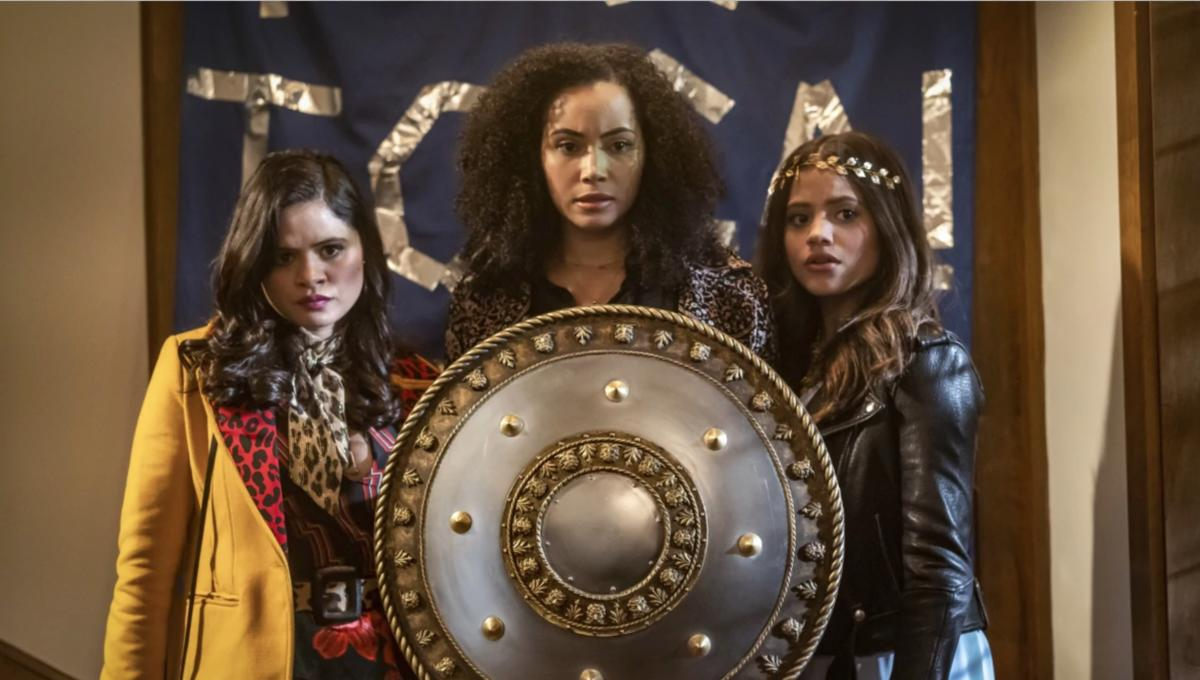WIRE Buzz: Charmed showrunner shake-up; William Sadler back for Bill & Ted; more