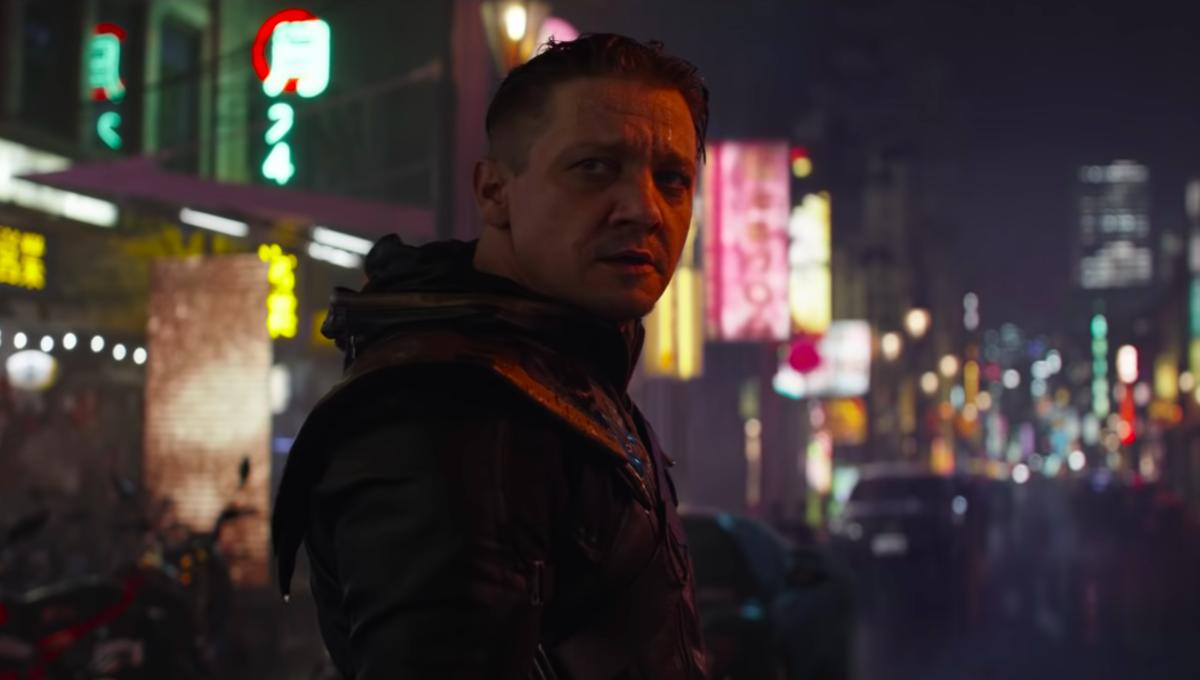Who was Ronin killing in Avengers: Endgame?