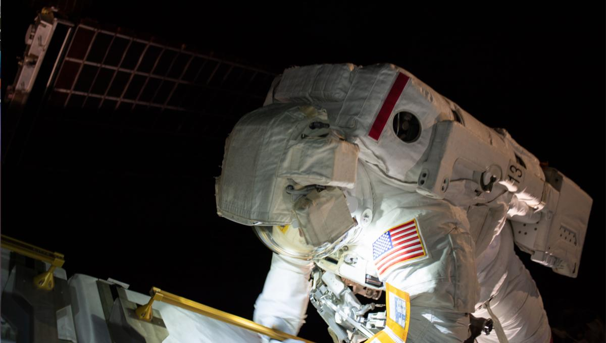 Astronaut Anne McClain speaks out after NASA cancels first all-female spacewalk