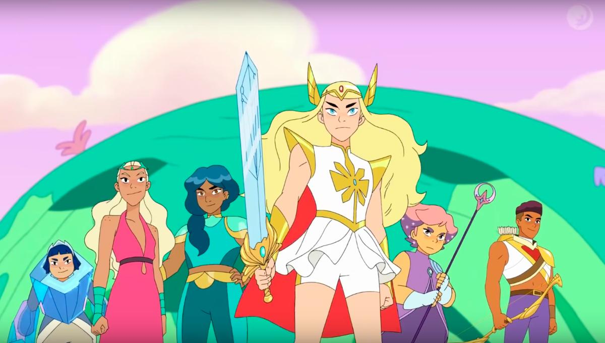 Watch a new trailer for Season 2 of Netflix's She-Ra and the