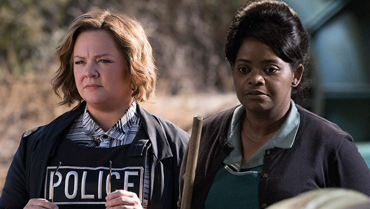Octavia Spencer And Melissa Mccarthy In Talks For Thunder Force