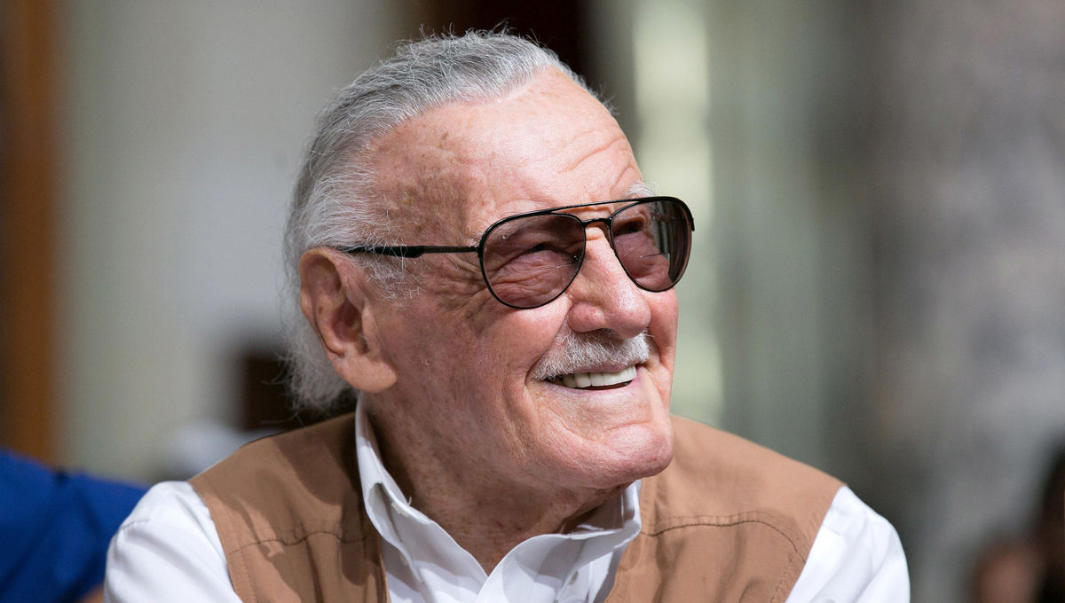 Stan Lee via Getty Images