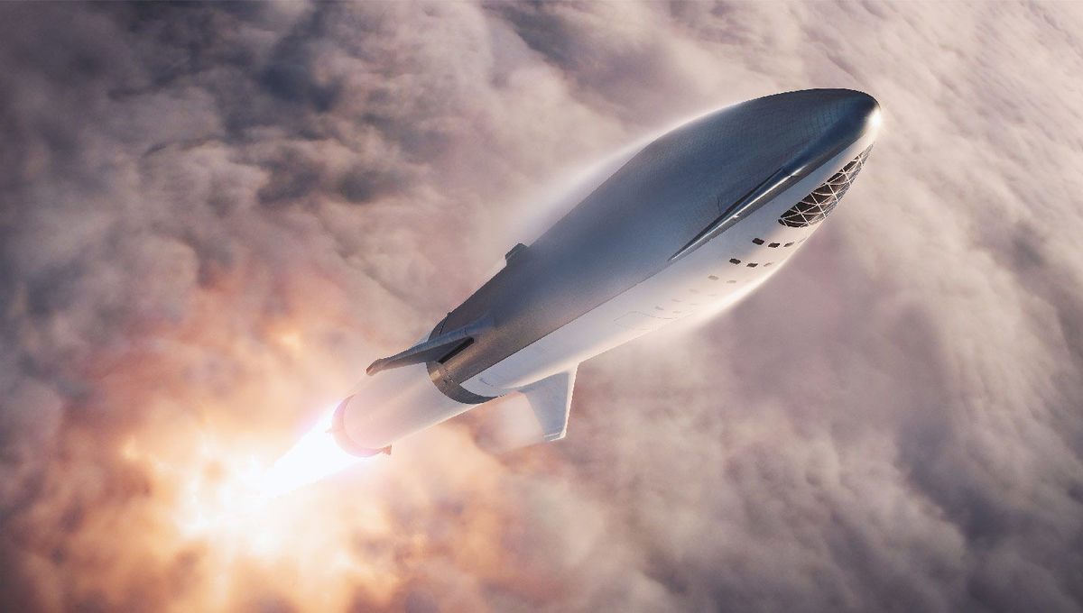 SpaceX's Starship prototype set for first serious test after Raptor engine installed