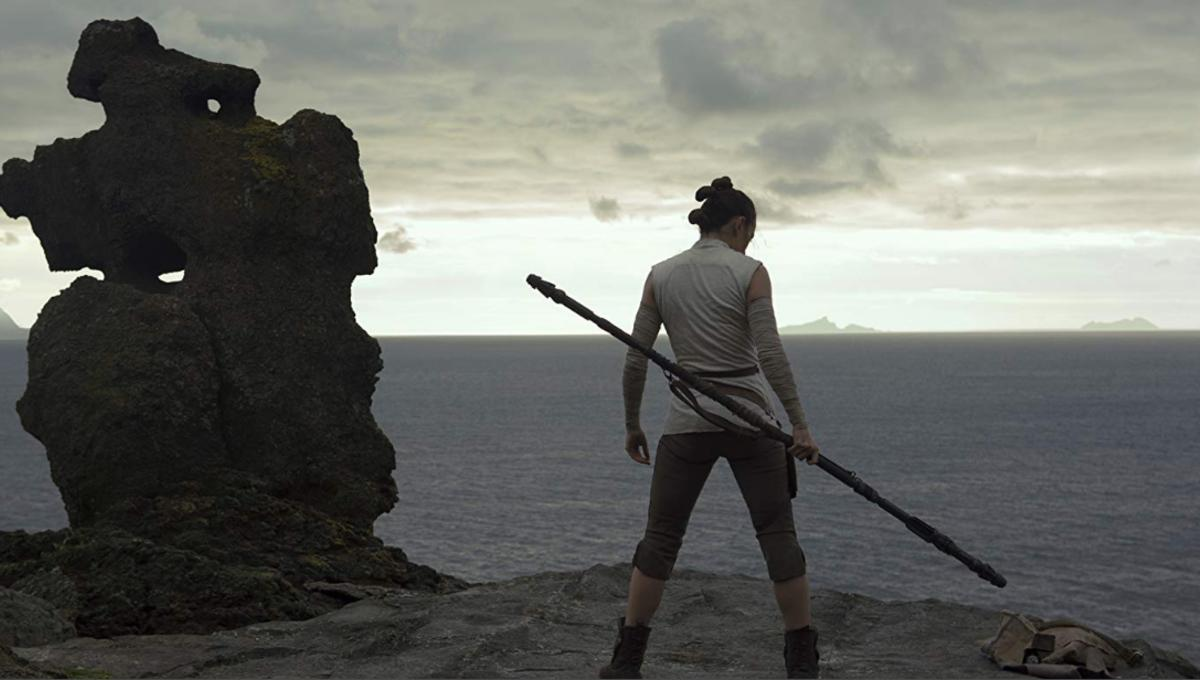Rian Johnson explains value of 'stepping outside' Star Wars bounds