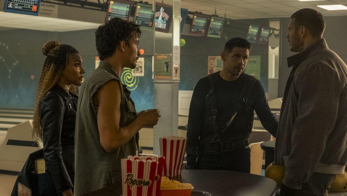 Umbrella Academy set to rock on for a second season at Netflix