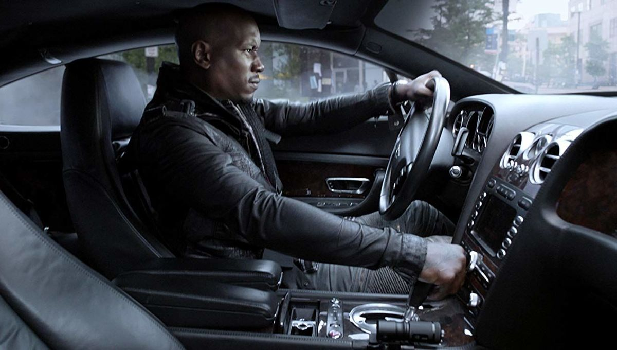 Tyrese Gibson Fate of the Furious official screenshot