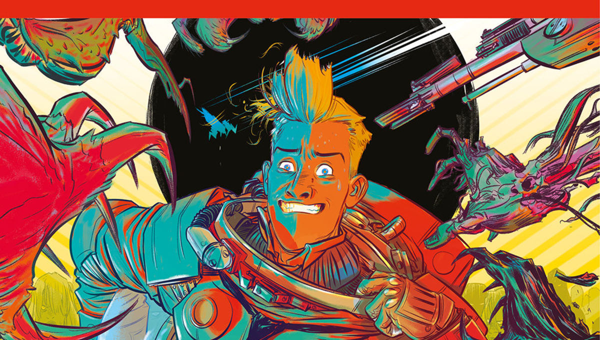 The Weatherman Vol. 2 issue #1 front cover