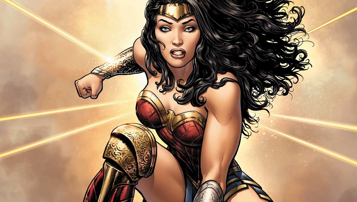 The forgotten women of Wonder Woman