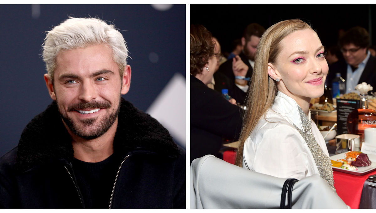 WIRE Buzz: Zac Efron and Amanda Seyfried sleuthing it up for Scooby-Doo; Mouse Guard chases Idris Elba