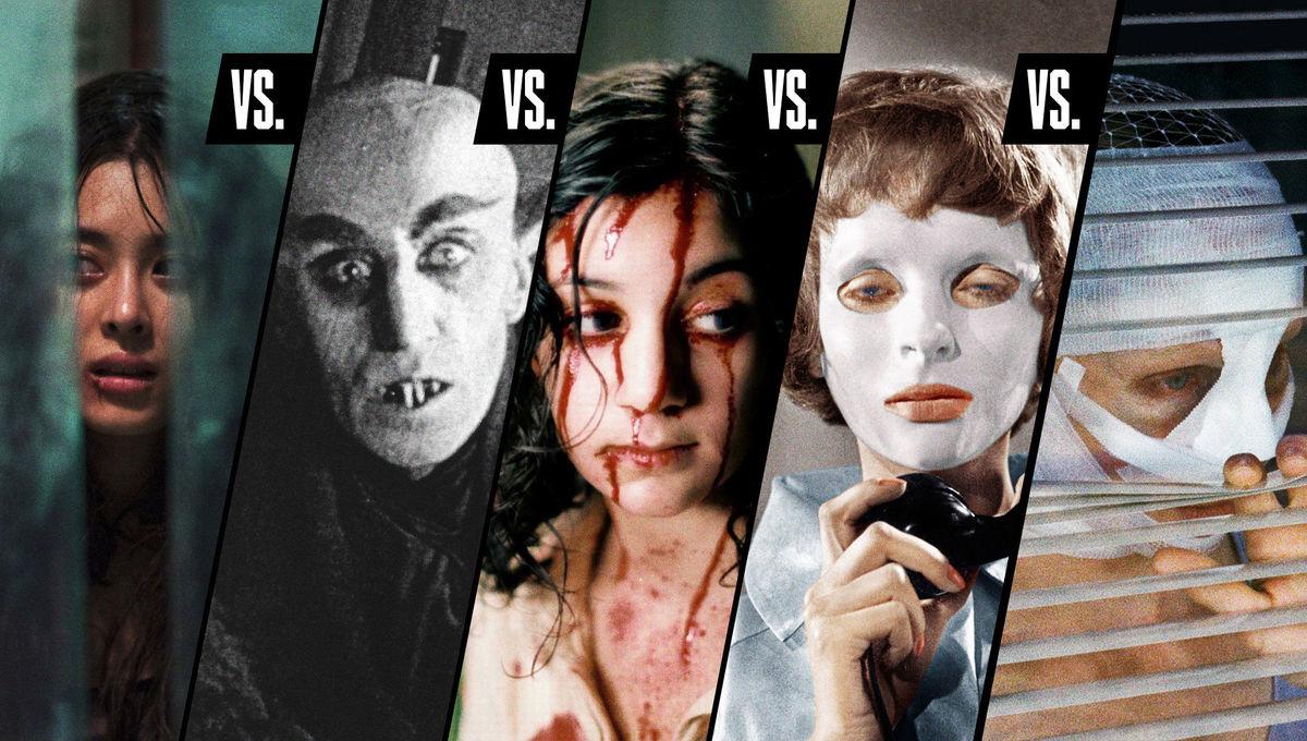 Debate Club Horror