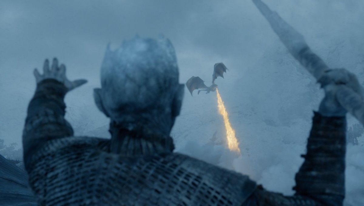 Norwegian police 'arrest' Night King on grounds of animal cruelty and destruction of property