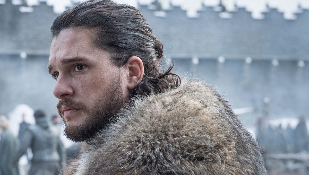 Jon Snow season 8 game of thrones