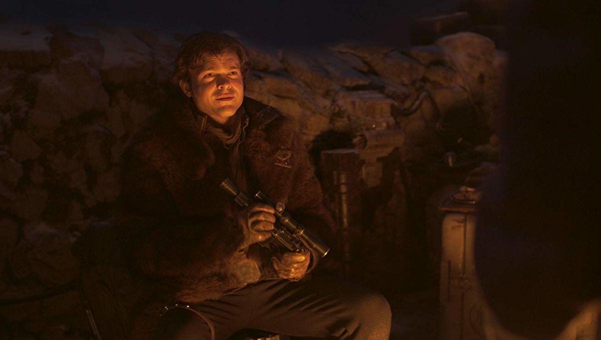 Alden Ehrenreich Solo A Star Wars Story