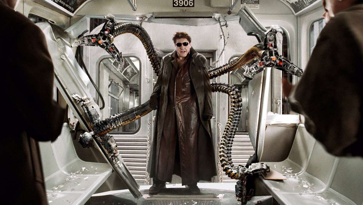 Chosen One of the Day: Doc Ock, star of Fiddler on the Roof