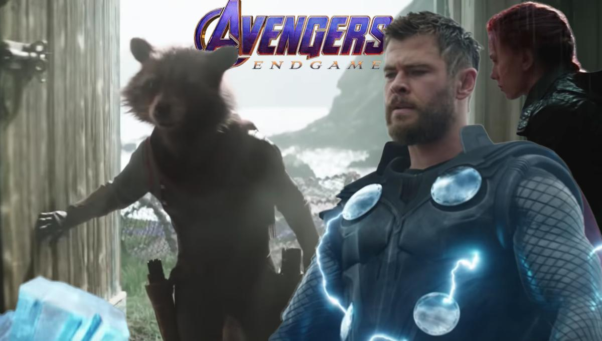 The Avengers Endgame Trailer Scenes That Aren T Actually In