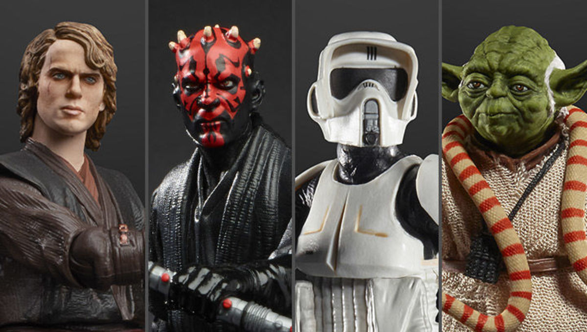 Important Toy News: Star Wars collectibles give us a reason to celebrate