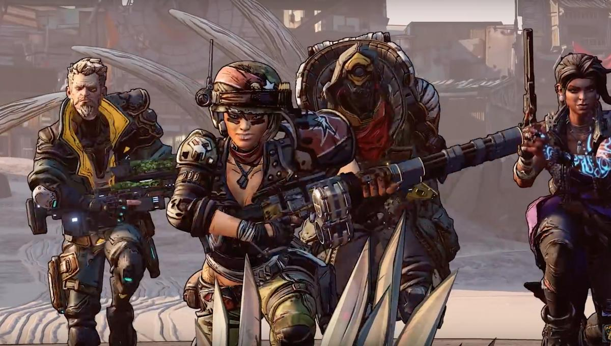 Gaming: Borderlands 3 trailer, release date