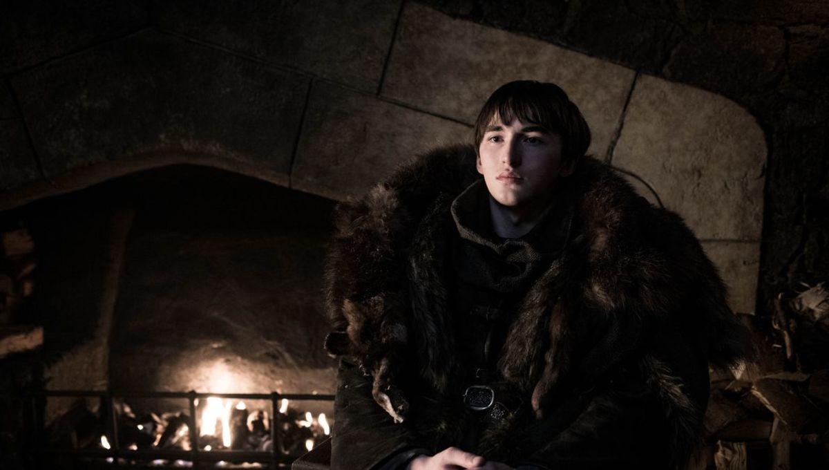 Isaac Hempstead Wright as Bran Stark in Game of Thrones