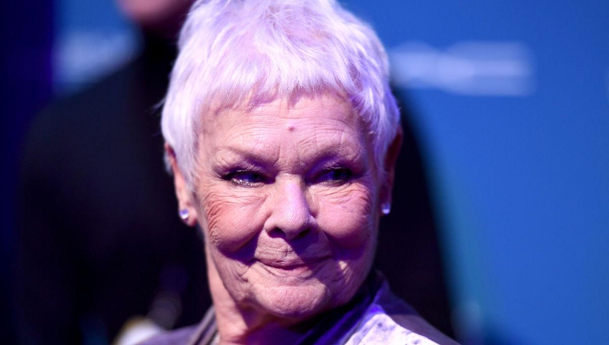 Dame Judi Dench (Credit: Jeff Spicer/Getty Images)