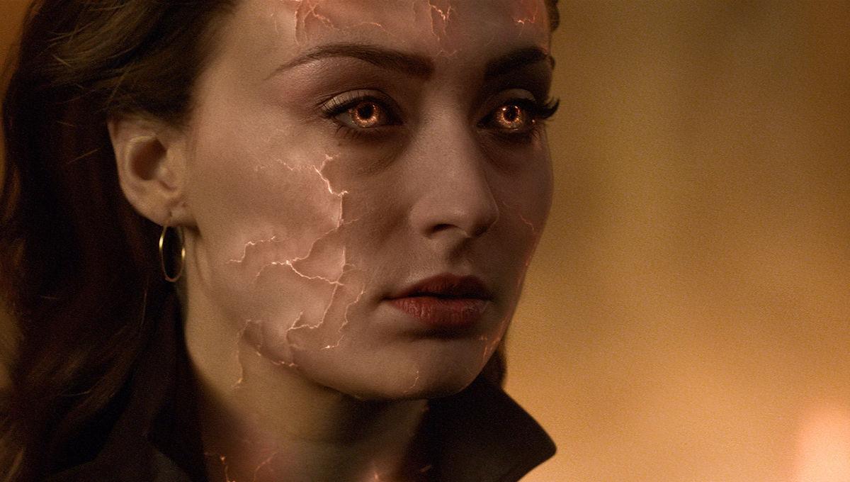 Sophie Turner's Jean Grey in Dark Phoenix