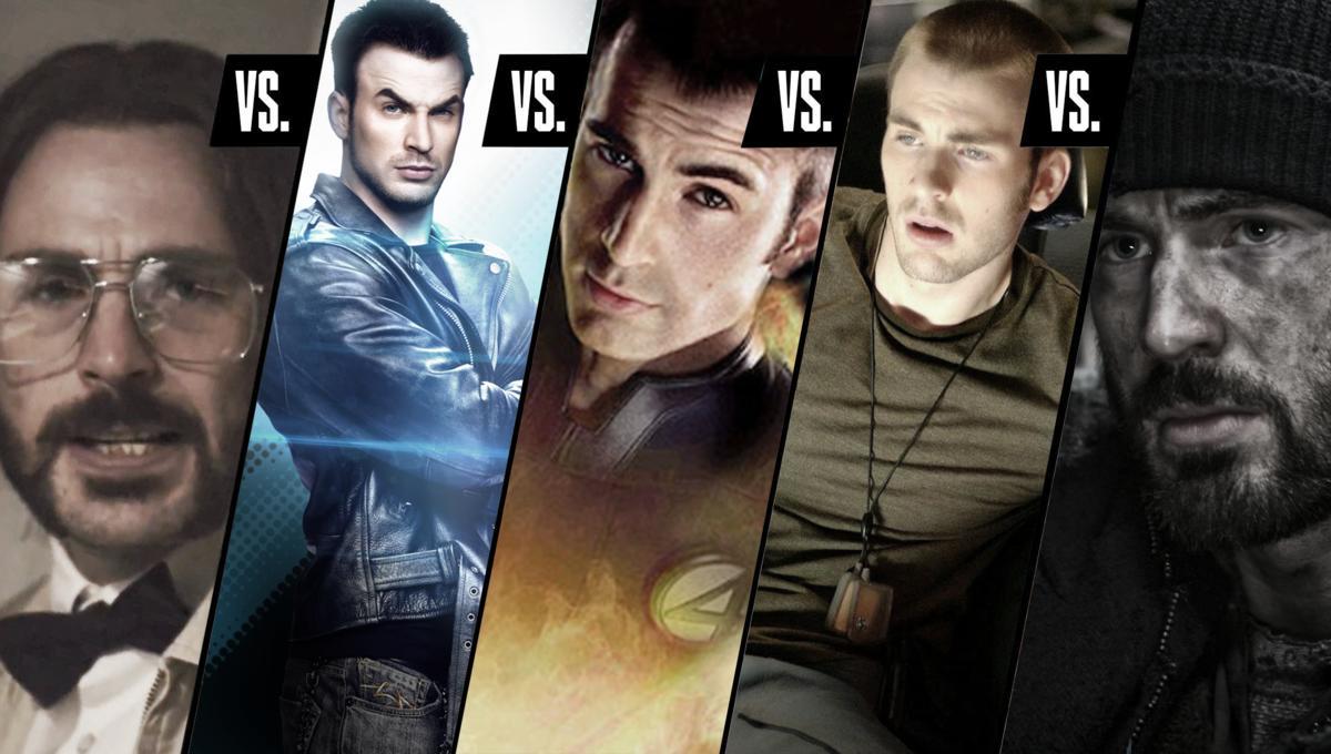 Debate Club: Chris Evans' best roles (that aren't Captain America)