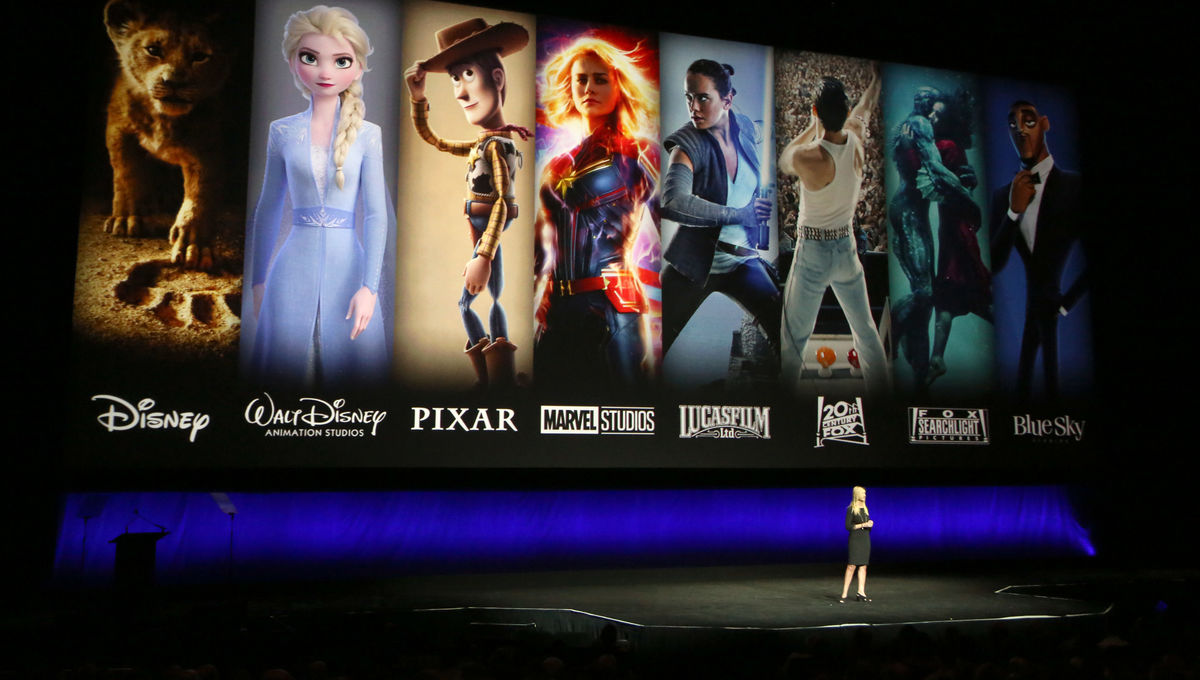 Disney+ Getty