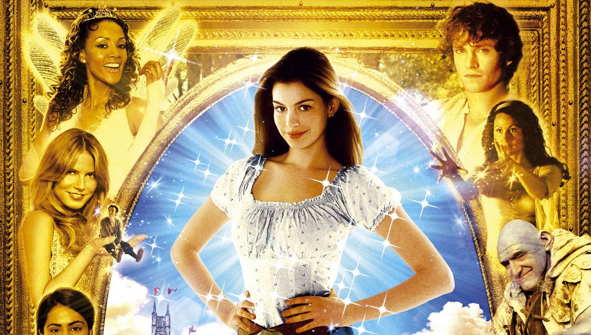 Ella Enchanted hero