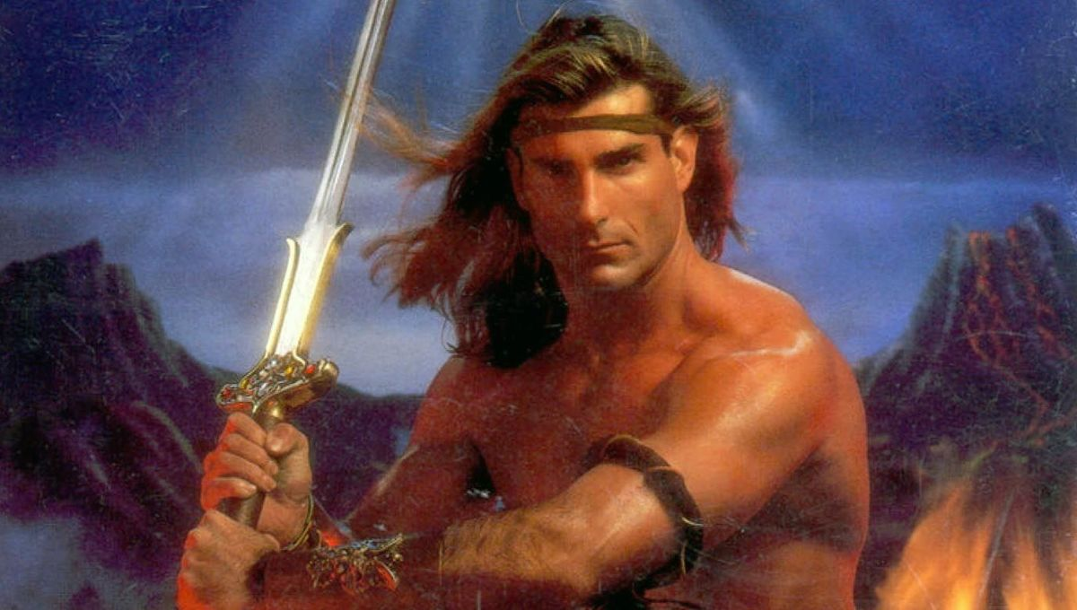 Fabio Iron Sword Wizards & Warriors II