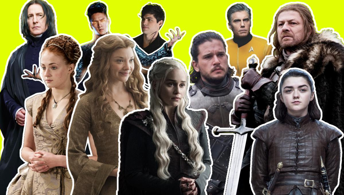 Fanfiction game of thrones