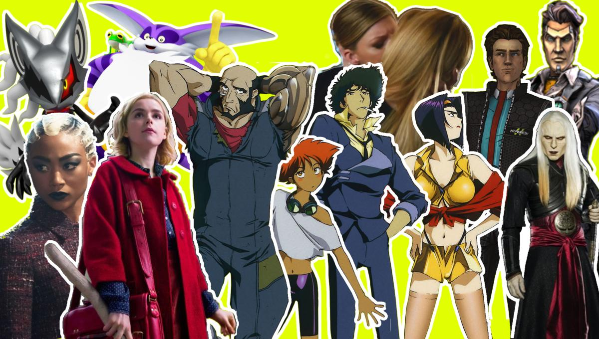 Celebrate the Cowboy Bebop Netflix news with these fanfic classics