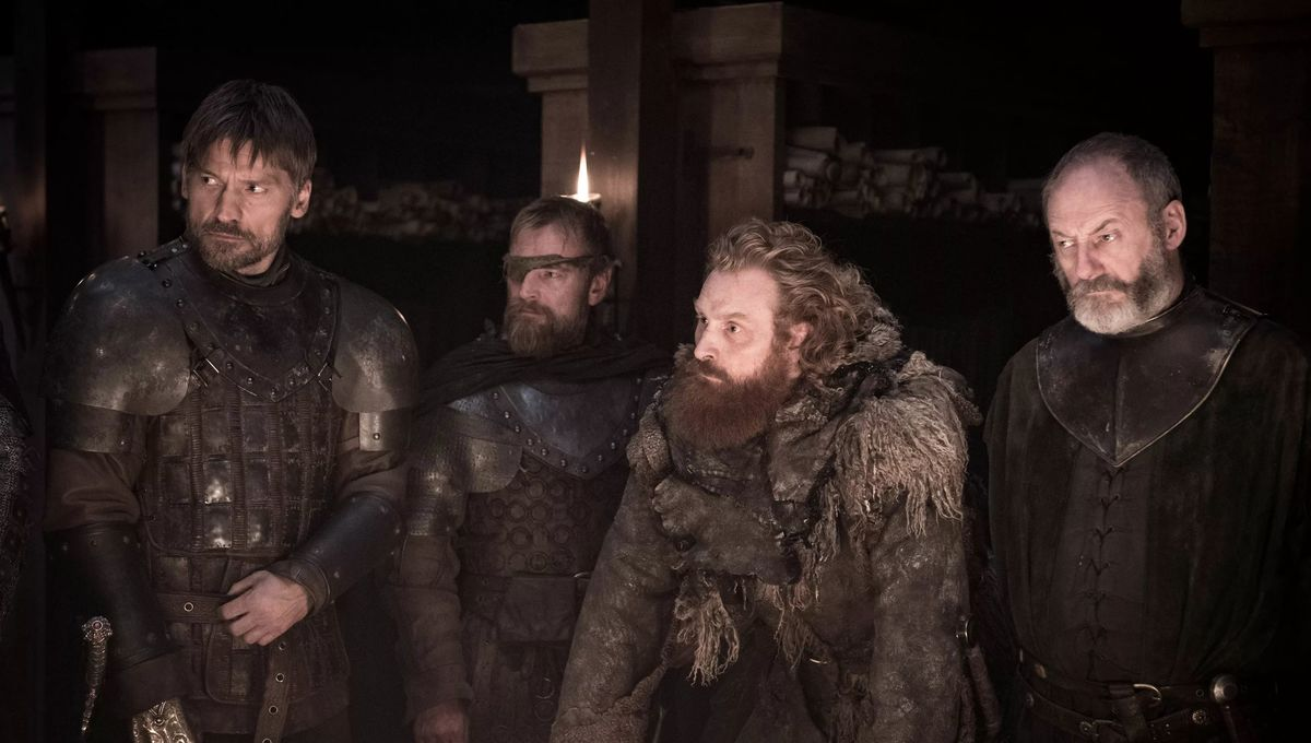 Tormund himself breaks down 'competition' with Jaime and Brienne's big moment on Game of Thrones