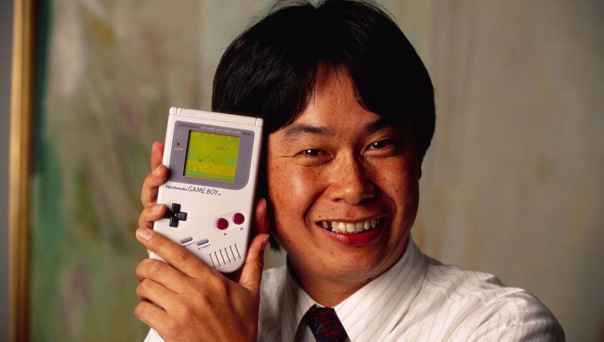 Nintendo Game Boy Miyamoto