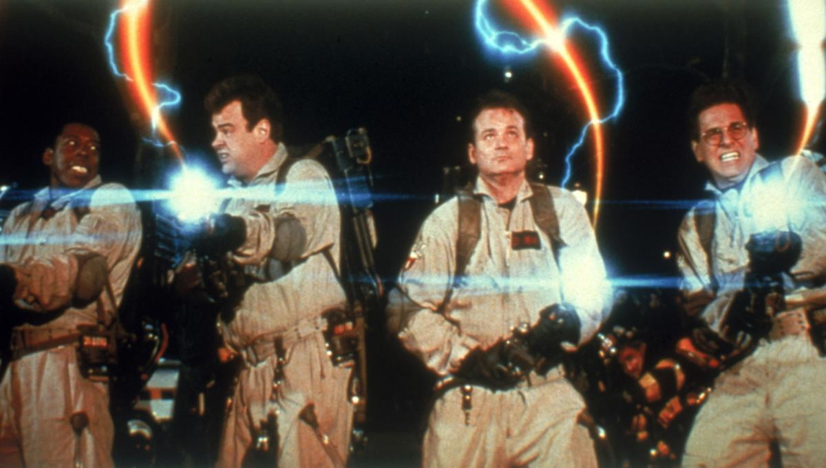 Sony's new Ghostbusters 4K Blu-ray Steelbook release is packed with rare and never-seen extras