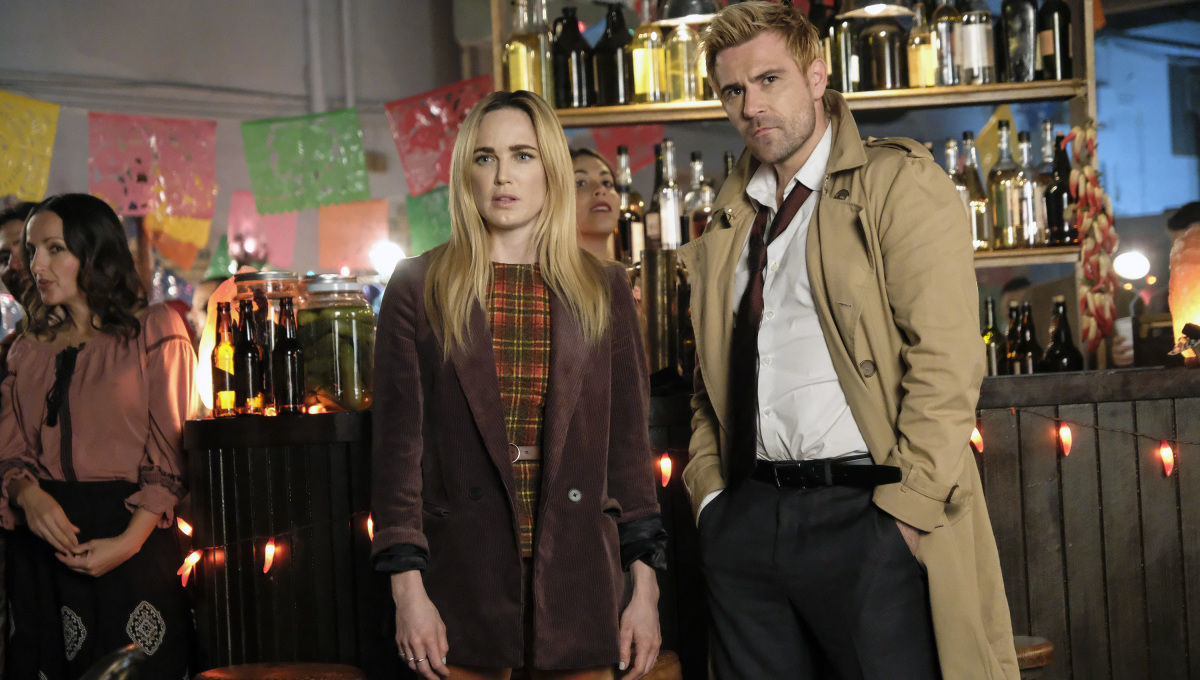 Exclusive: Constantine cuts to the chase in DC's Legends of Tomorrow deleted scene
