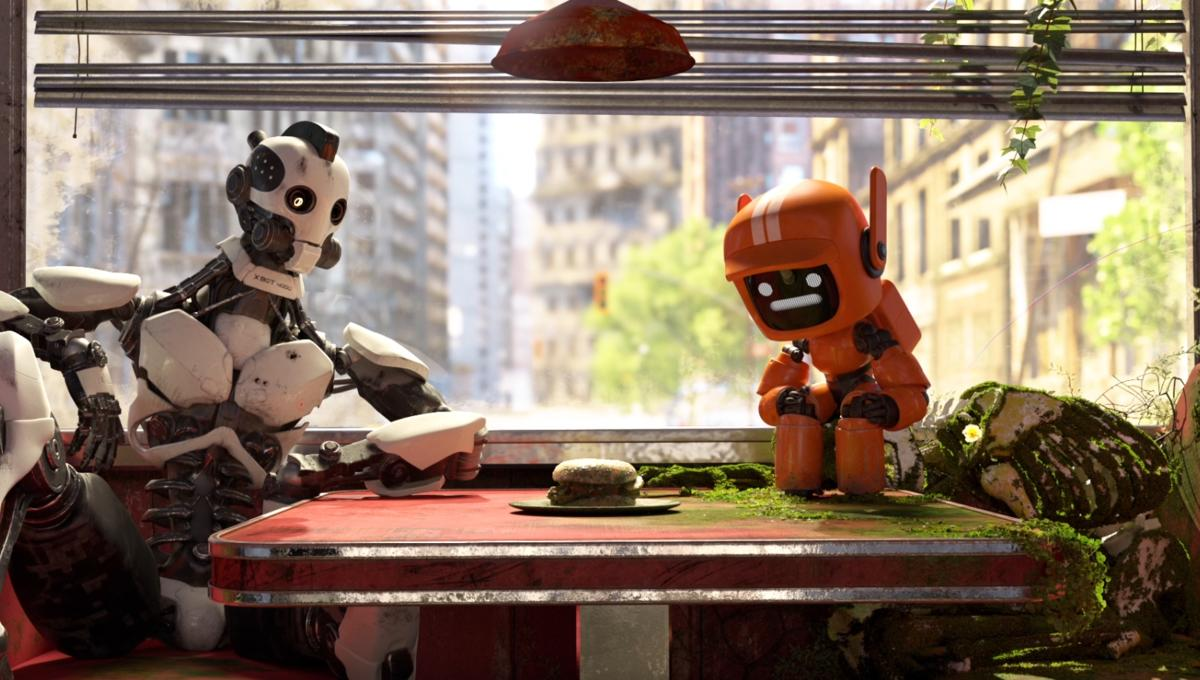 love, death and robots - photo #11