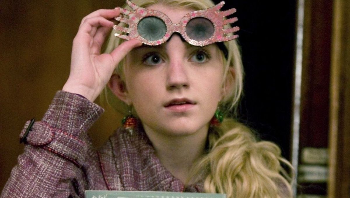 The resiliency of Luna Lovegood