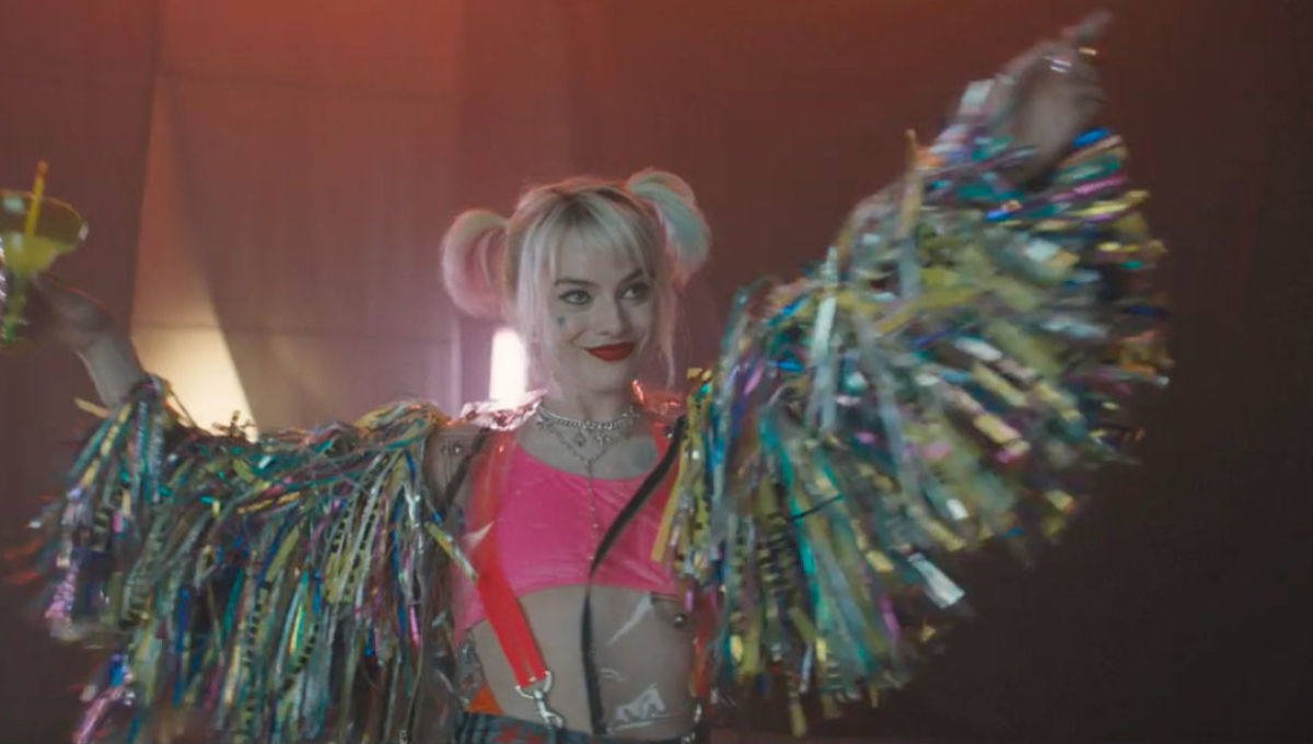 Margot Robbie's Birds of Prey movie flaps to the finish line and wraps its shoot