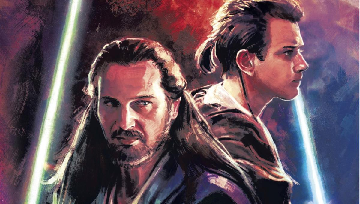 Exclusive excerpt from Claudia Gray's Jedi bromance, Star Wars: Master & Apprentice