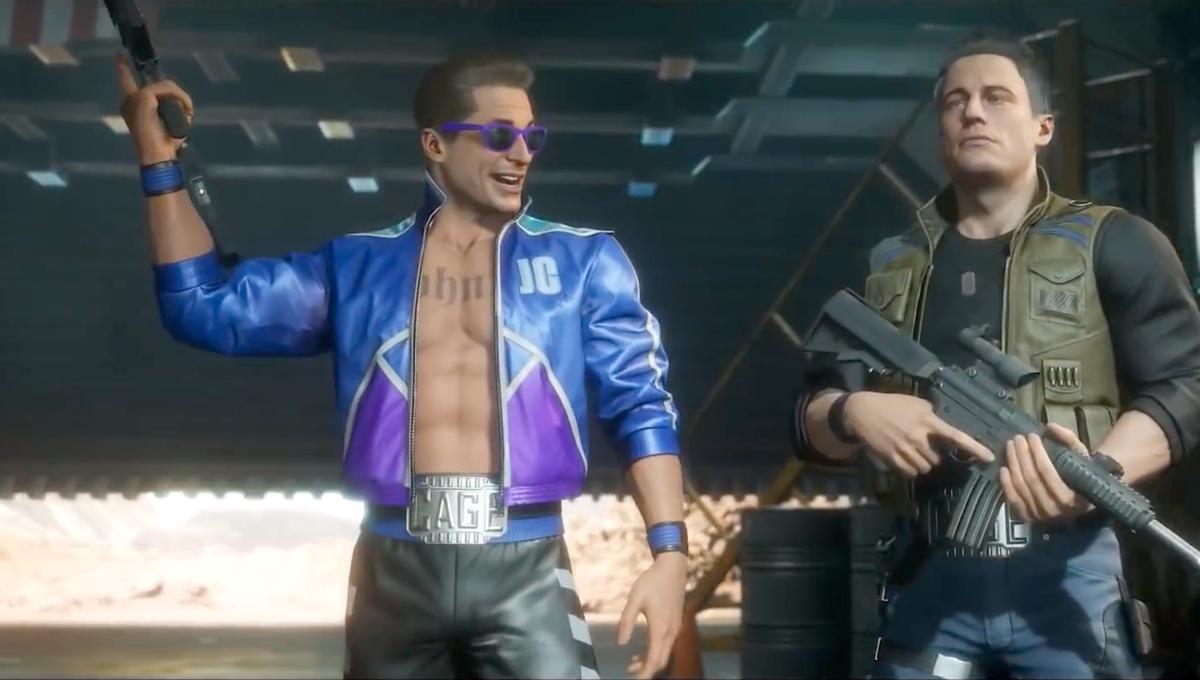 Gaming: Mortal Kombat 11