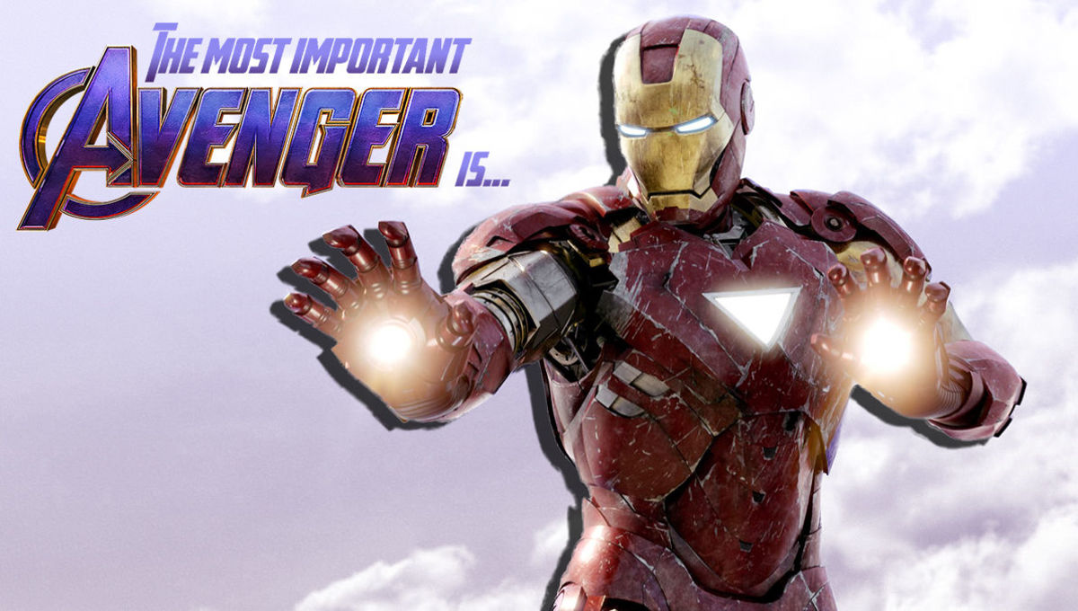 Iron Man is the most important Avenger