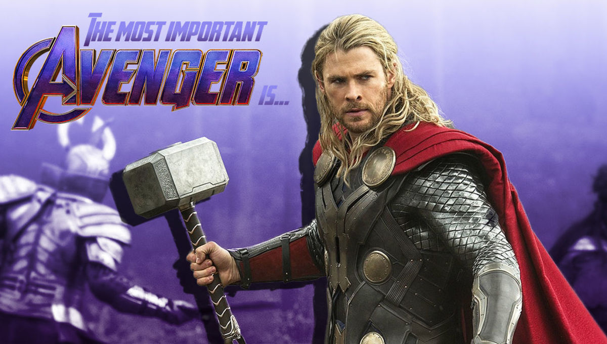 Thor is the most important Avenger