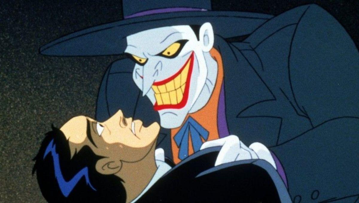 Mask of the Phantasm Joker