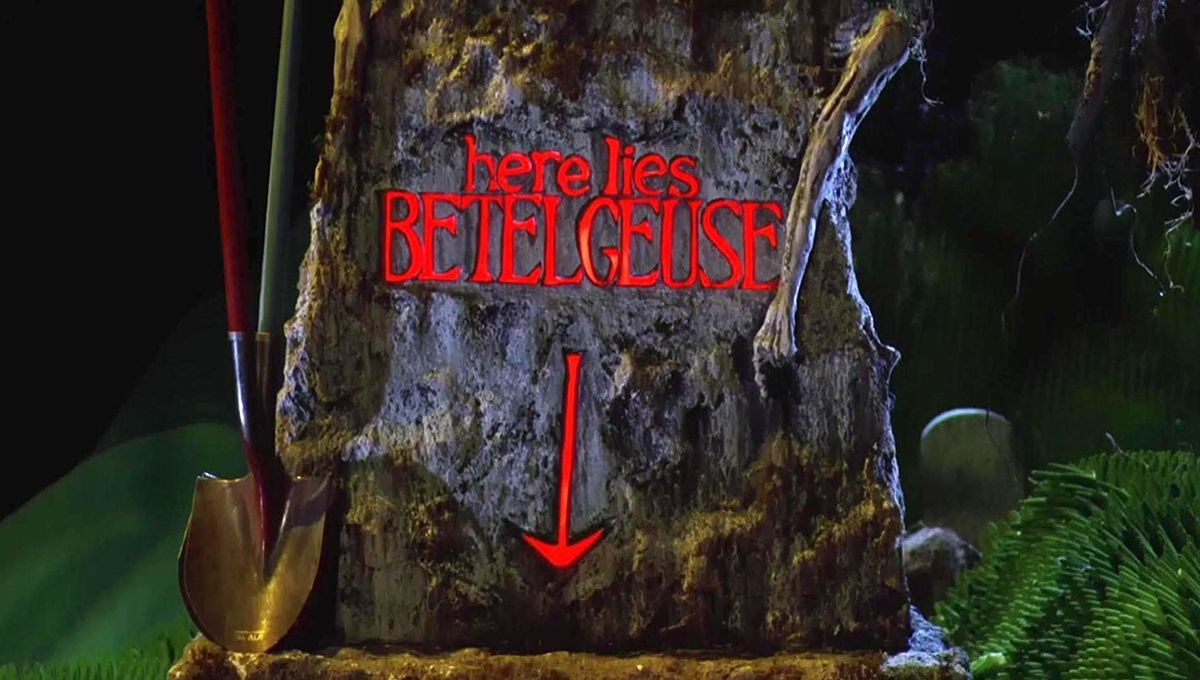 here lies Beetlejuice imdb