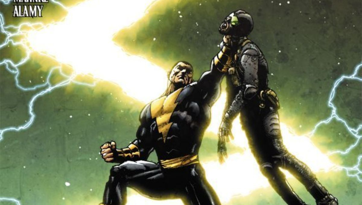 Black Adam Movie Producer Teases Character S Journey From